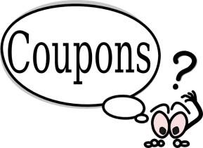 Why You're Broke – You're Not Using Coupons
